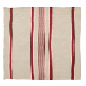 Charlotte Rouge Table Topper 37x40 - 25792 by VHC Brands
