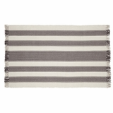 Charlotte Slate Rug 48x72 - 25929 by VHC Brands