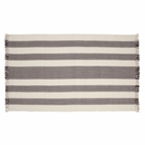 Charlotte Slate Rug 60x96 - 25930 by VHC Brands