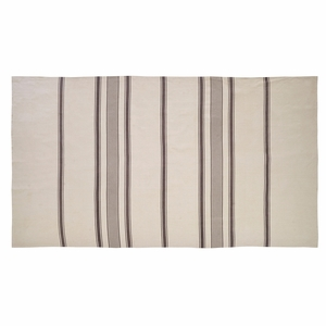 Charlotte Slate Table Cloth 57x102 - VHC Brands 25815