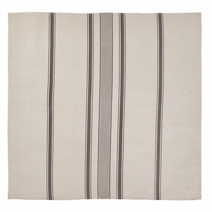 Charlotte Slate Table Cloth 57x60 - 25813 by VHC Brands