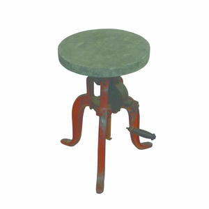 Charmingly Styled Tri-leg base Bar Stool by Yosemite Home decor