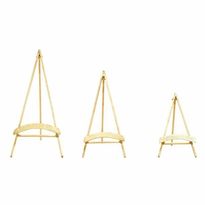 Chic Metal Easel by Benzara