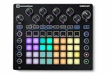 Circuit Groove Box w/ Sample Import: 2-Part Synth, 4-Part Drum Machine and Sequencer