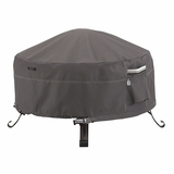 Classic Accessories 55-485-015101-EC Ravenna Round Fire Pit/Table Cover, 36-Inch