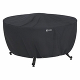 Classic Accessories 55-554-010401-00 Round Fire Table Cover