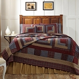 Classic and Simple Finley King Quilt by VHC Brands