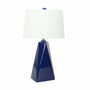 Classic Ceramic Table Lamp - 78490 by Benzara
