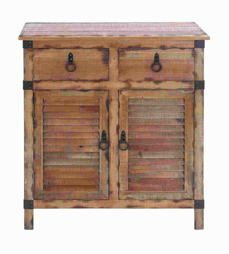 Woodland import 53197 classical fashion wood cabinet with for Wild orchid furniture