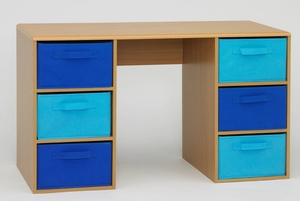 4D Concepts Classy Customary Styled Boy's Student Desk