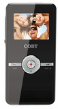 Coby 2-Inch TFT LCD SNAPP HD Camcorder/Camera CAM5000 (Black)