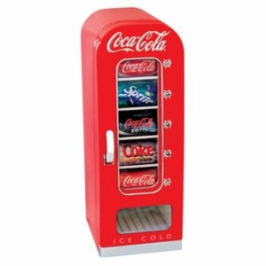 Coca-Cola Vending Fridge