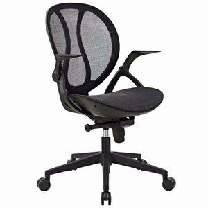 Conduct All Mesh Office Chair, Black