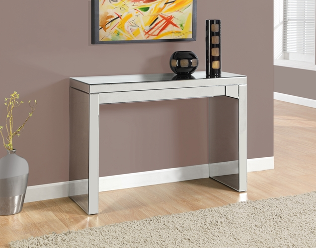 Buy console table 42 l mirror at for Wild orchid furniture