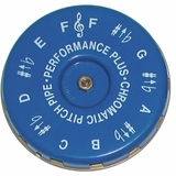 Cp-F Vocal Chromatic Pitch Pipe Key Of F To F With Carrying Bag