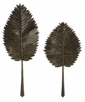 Creative Cleopatra Leaves - Set of 2