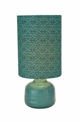 Customary Styled Classy Ceramic Table Lamp - 40183 by Benzara