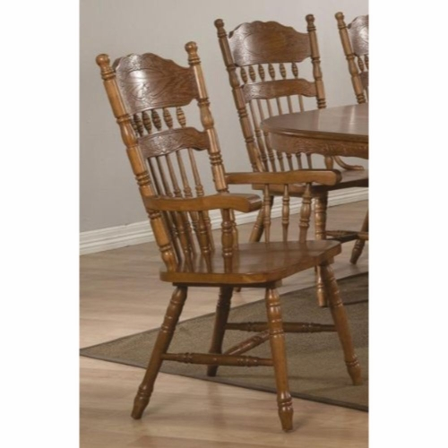 Buy d casual dining arm chair at for Wild orchid furniture