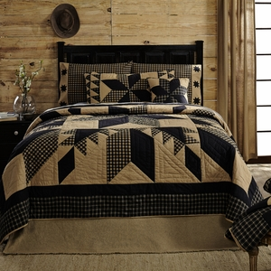 Dakota Star Luxury King Quilt 105x120