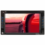Dash 6.2-Inch Double DIN DVD/MP3/WMA Car Stereo Receiver with Direct USB iPod Control
