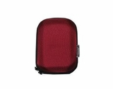 DCS65R Compact Hard Cushioned Camera Case RED