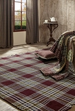 Distinctive Jackson Wool & Cotton Rug Rect by VHC Brands