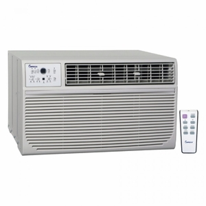 12 000 Btu/H 230V Heat & Cool Electronic Controls Through The Wall Air Conditioner