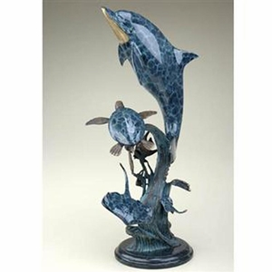 Dolphin SeaWorld Home Decor Showpiece by SPI-HOME