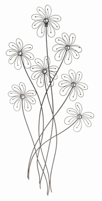 Metal Wall Decor Made For Everyone - 64650 by Benzara