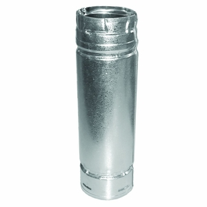 """Duravent 3"""" X 12"""" Stainless Straight Pipe by US Stove"""