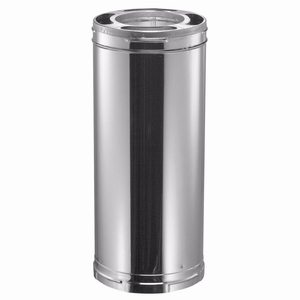 """Duravent 6"""" X 36"""" StainlessClass A Triple Wall Chimney Pipe by US Stove"""