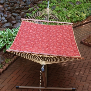 Enterprise Colonial 11' Reversible Quilted Hammock by Algoma
