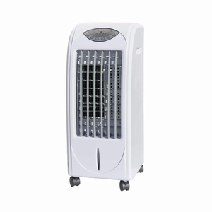 Evaporative Air Cooler with 3D Cooling Pad