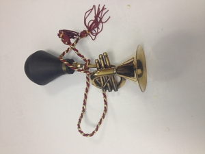 Excellent Brass Taxi Horn Small With Rope