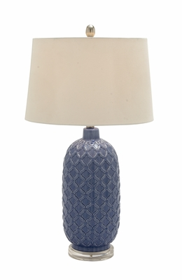Exceptional Ceramic Table Lamp - 78468 by Benzara