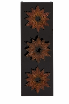 Exquisite And Exclusive Wood Bamboo Wall Panel - 70978 by Benzara