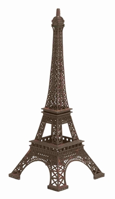 Metal Eiffel Tower Elegant and Stylish Homedecor - 93957 by Benzara