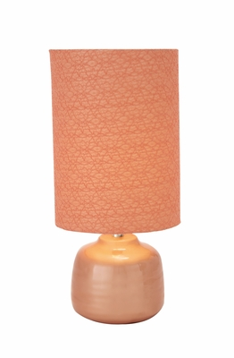 Fancy Unique Styled Ceramic Table Lamp - 40184 by Benzara