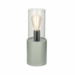 Fashionable Ceramic Table Lamp with Bulb by Benzara