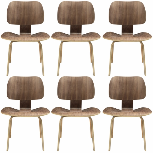 Buy fathom dining chairs set of 6 at for Wild orchid furniture