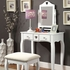 bathroom makeover ideas pictures buy francine transitional vanity white at 16178