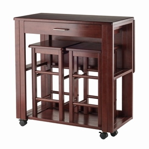 Fremont 3-Pc Space Saver Set - 94331 by Winsome Wood