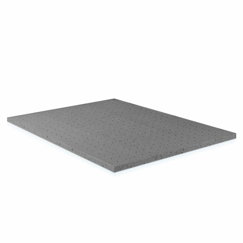 Buy Furinno Healthysleep 2 Inch Bamboo Charcoal Memory Foam Mattress Topper Queen At