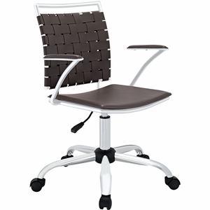 Fuse Office Chair Brown