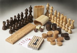 Game Pieces by Butler Specialty
