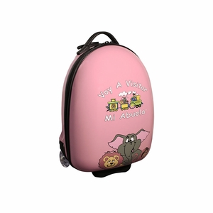 Going To Grandma's GG-200-PK Pink Luggage