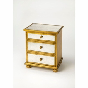 Butler Gold Accent Chest
