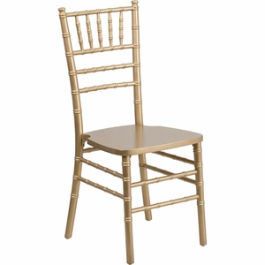 Gold Wood Chiavari Chair Gold - XS-GOLD-GG by Flash Furniture