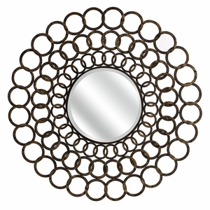 IMAX Gorgeously Styled Ring Mirror