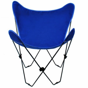 Algoma Graceful Royal Blue Replacement Cover for Butterfly Chair